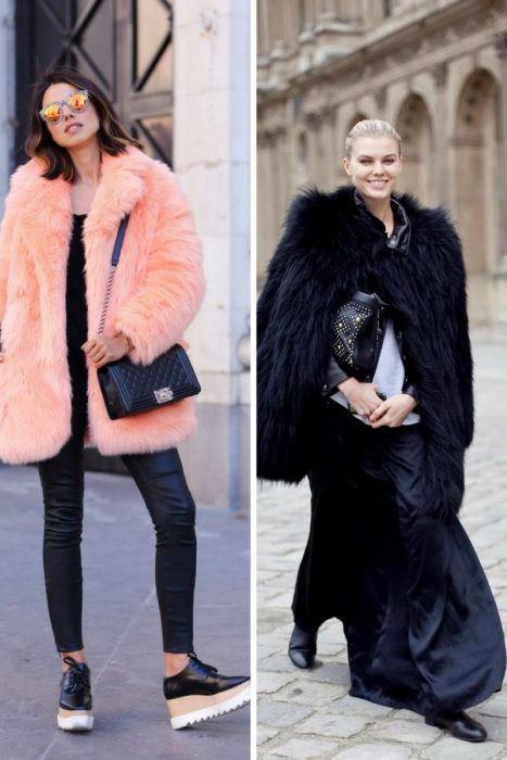 How To Style Fur Coats 2020