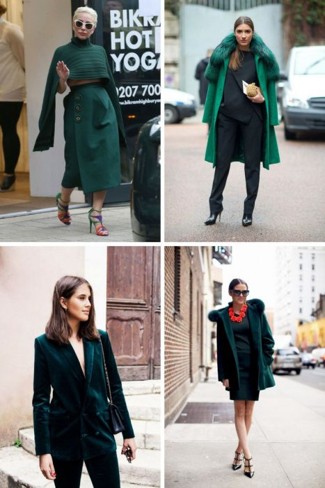 How To Wear Emerald Green For Women 2020