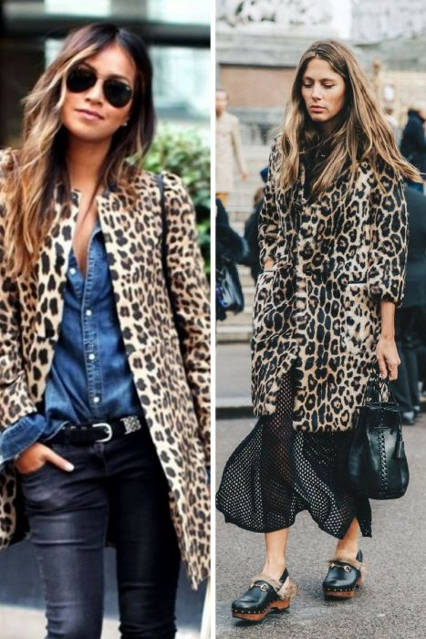 Leopard Print Coats Best Combinations 2019