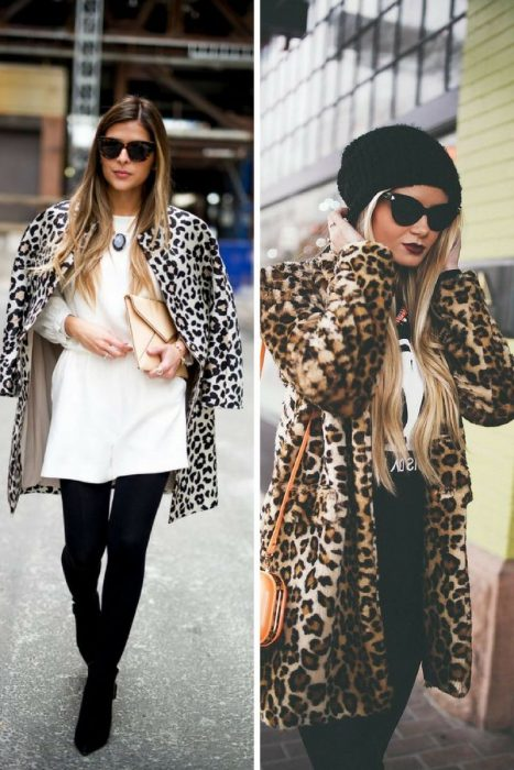 Leopard Print Coats Best Combinations 2020