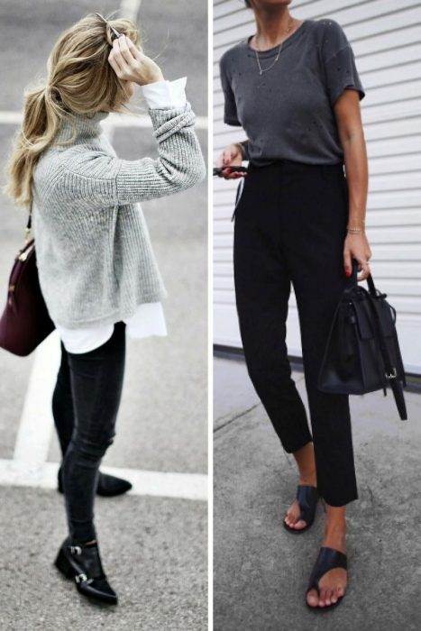 Minimalist Style Outfit Ideas 2019