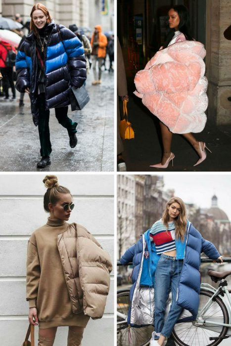 Oversized Puffer Jackets For Women 2019