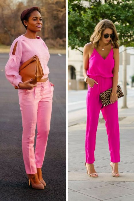 How To Wear Pink Clothes 2019