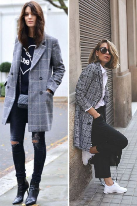 Plaid Coats Best Looks To Copy 2020
