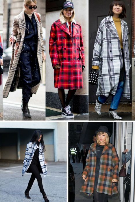 Plaid Coats 2018 (18)