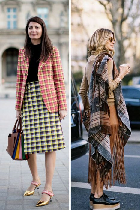 Plaid Print Outfit Ideas 2020
