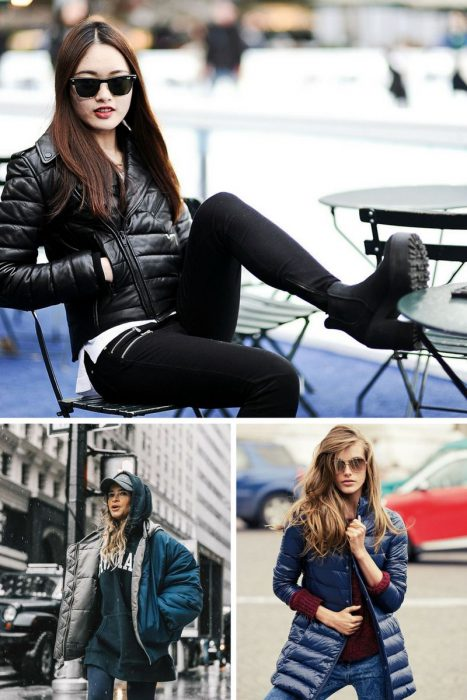 How To Look Ladylike In Puffer Jackets 2019