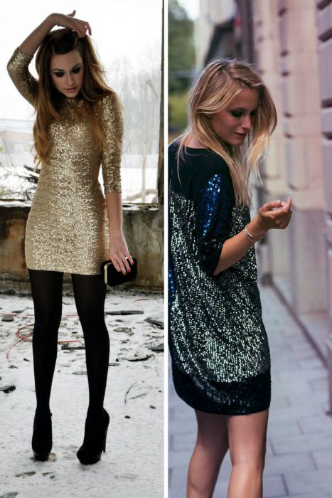 Festive Sequin Clothing Outfit Ideas For Holidays 2020