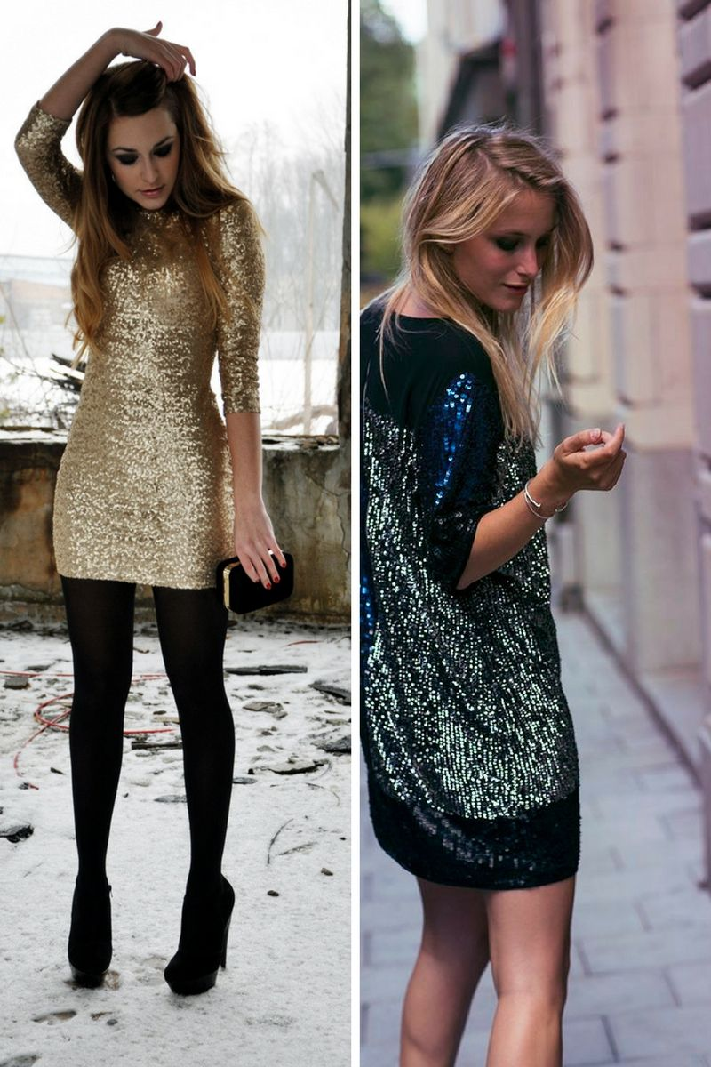 6c80cd1fdaf8 Festive Sequin Clothing Outfit Ideas For Holidays 2019 ...