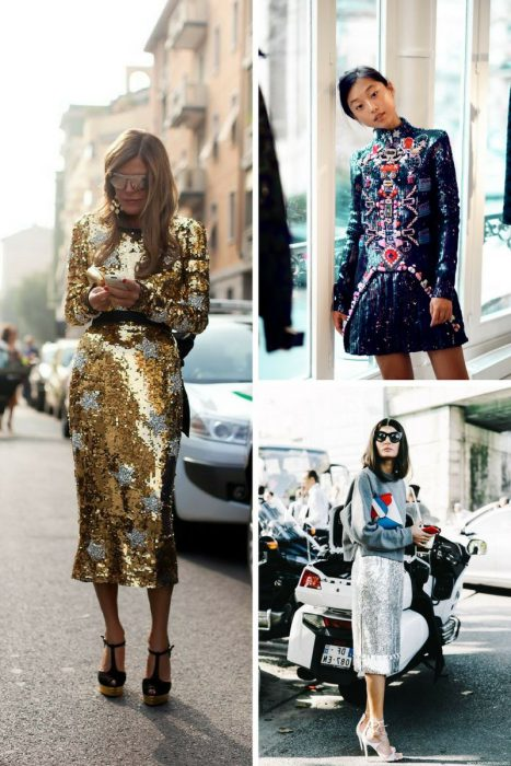 Festive Sequin Clothing Outfit Ideas For Holidays 2019