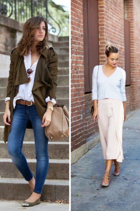 Spring Outfit Ideas For Women 2018 (1)