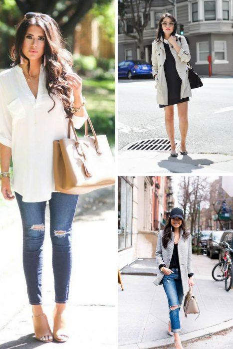 Spring Outfit Ideas For Women 2018 (6)