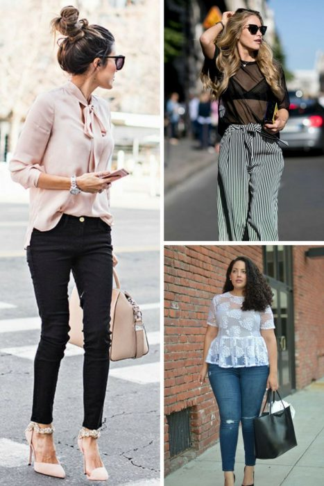 Have Fun With Statement Blouses 2021
