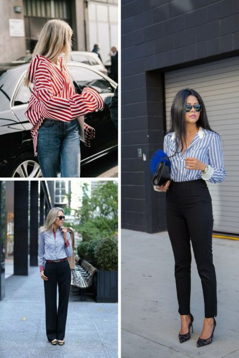 How To Style Striped Shirts In Spring 2019