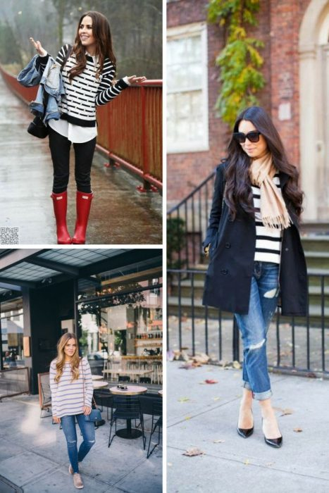 Striped Sweater Outfits 2018 (10)