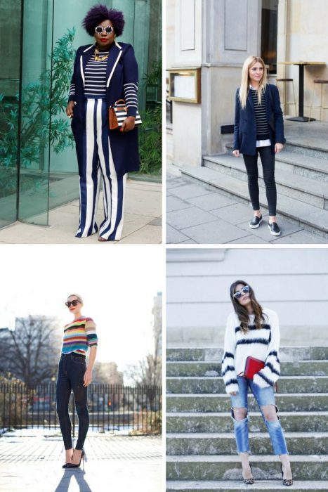 Striped Sweater Outfits 2018 (14)
