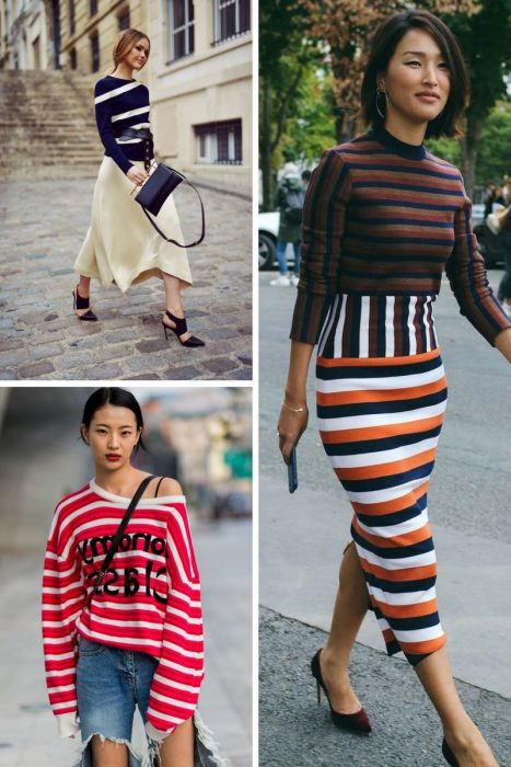 Striped Sweater Outfits 2018 (2)