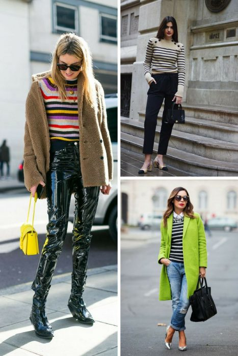 Striped Sweater Outfits 2018 (3)