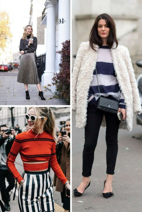 Striped Sweater Outfits 2018 (6)
