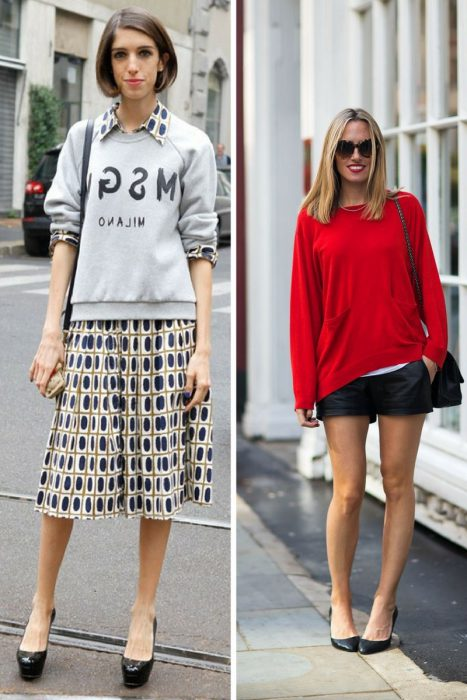 Luxe Sweatshirts For Women To Wear Next Spring 2019