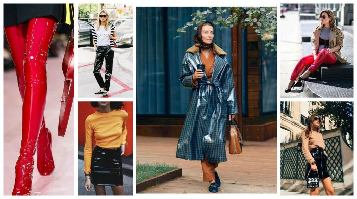 Sexy And Sophisticated Vinyl Fashion Must-Haves 2020