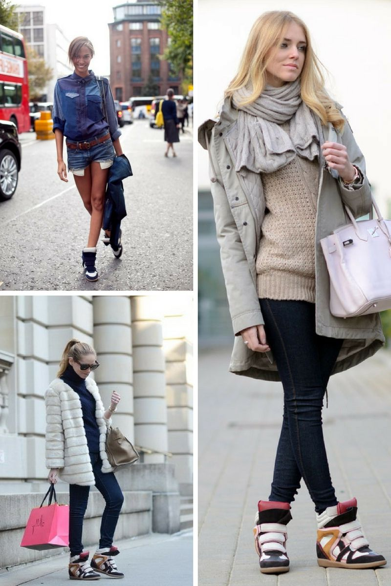 b7fb8e3274d Wedge Sneakers Are Back In Fashion 2019 - OnlyWardrobe.com