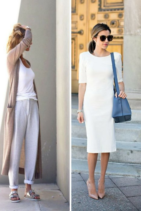 Must Try White Outfit Combinations 2019