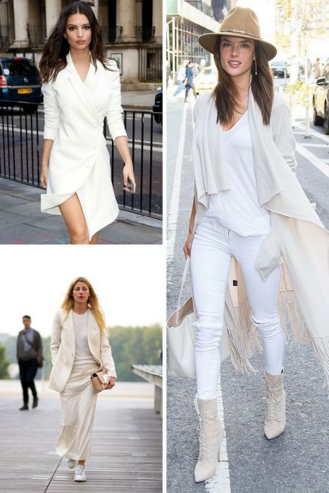 White Outfit Combinations 2018 (2)