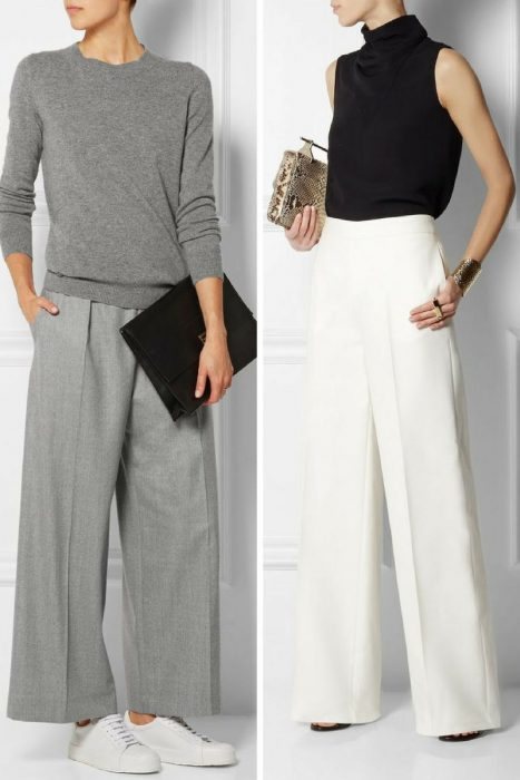 Wide Leg Pants Are Popular Again 2019