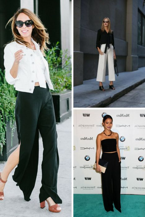 Wide Leg Pants Are Popular Again 2020