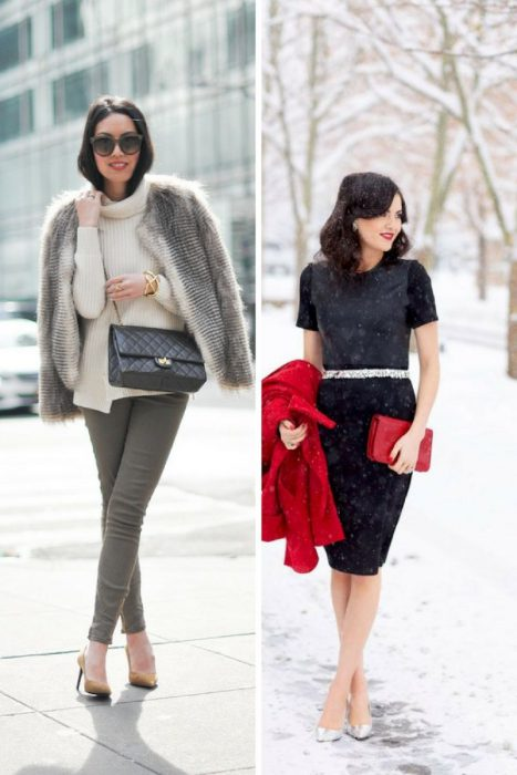 Winter Office Outfits 2018 (13)