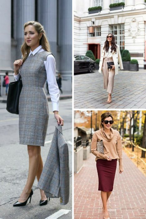 Winter Office Outfits 2018 (6)