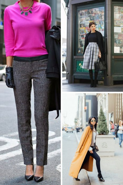 Winter Office Outfits 2018 (9)