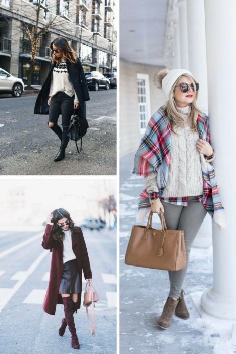 Winter Outfit Ideas 2018 (12)