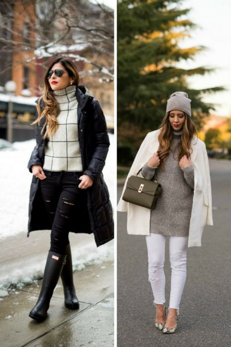 Winter Outfit Ideas 2018 (15)