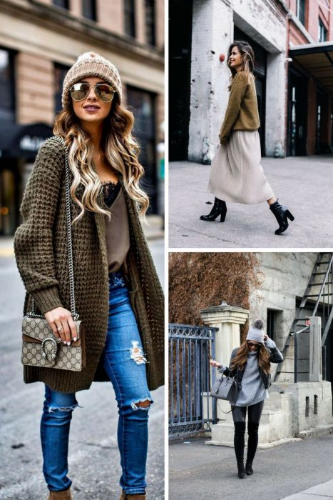 Winter Outfit Ideas 2018 (7)