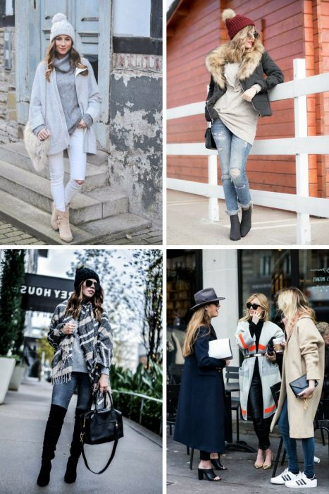 Winter Outfit Ideas 2018 (8)