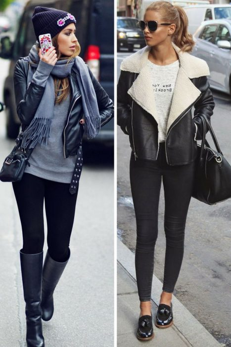 Winter Outfit Ideas 2018 (9)