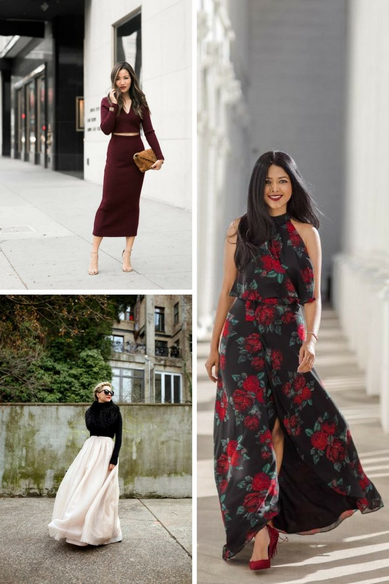 9aa107bdde2 Best Winter Wedding Guest Outfit Ideas For Women 2019 - OnlyWardrobe.com
