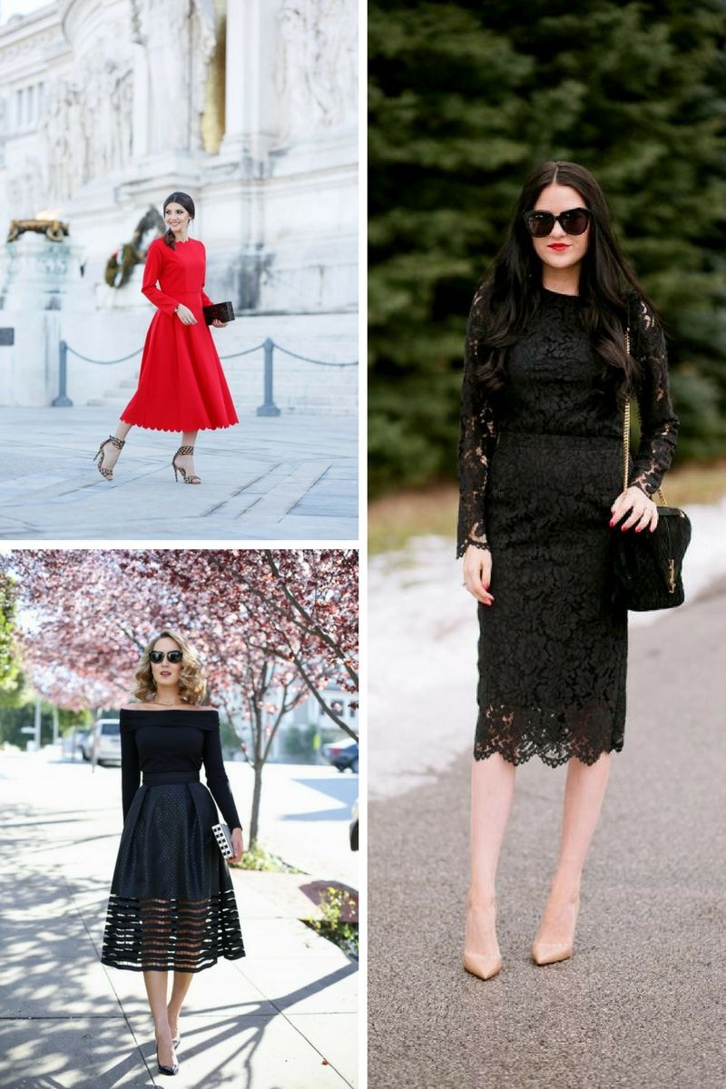 Best Winter 2018 Wedding Guest Outfit Ideas For Women ...