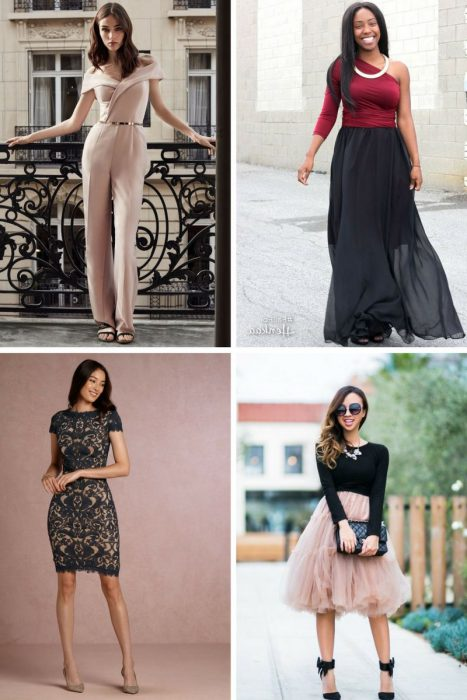 Best Winter Wedding Guest Outfit Ideas For Women 2019