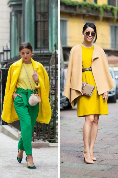 Yellow Color Outfits 2018 (1)