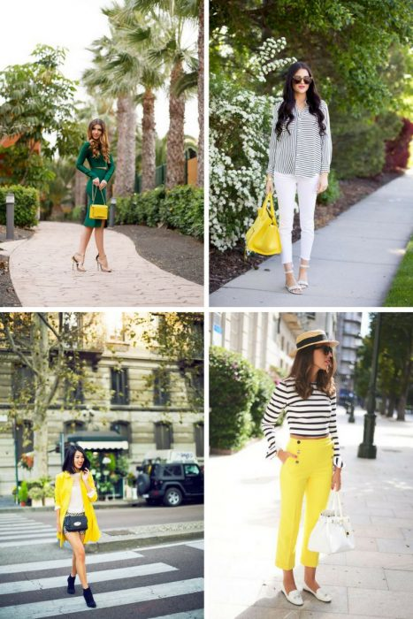 Yellow Color Outfits 2018 (12)
