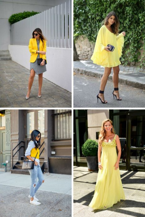 Yellow Color Outfits 2018 (4)