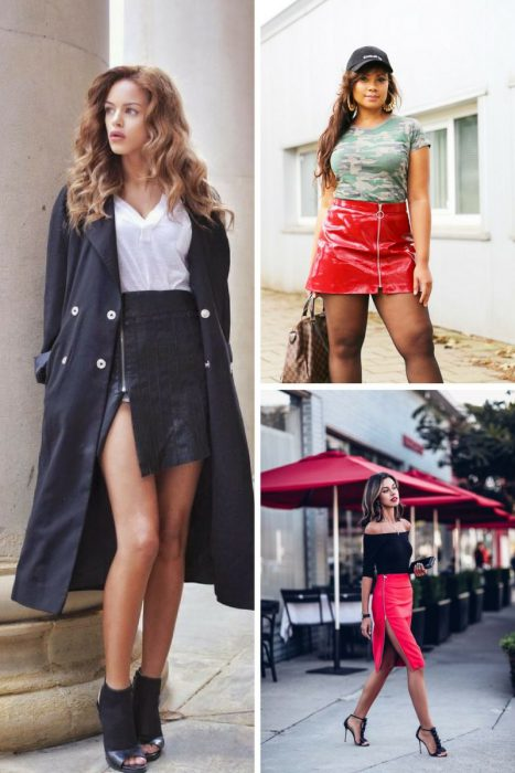 Zip Skirts Outfits 2018 (9)