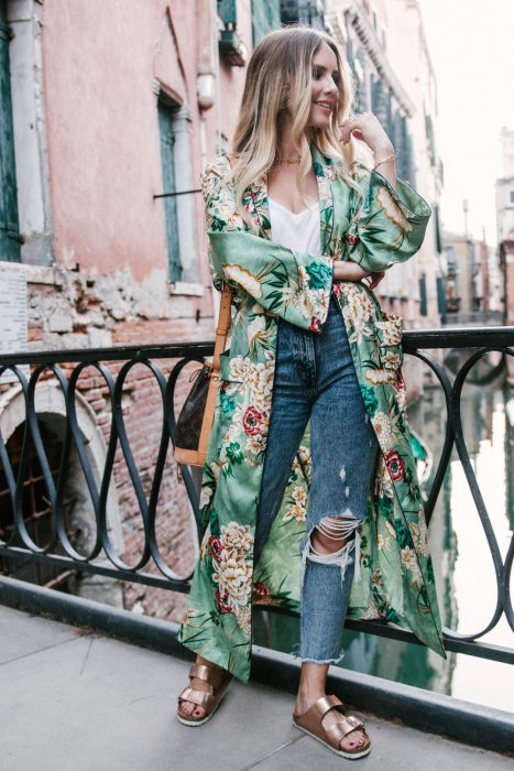 Best Kimono And Jeans Outfit Ideas For Women 2018 (20)
