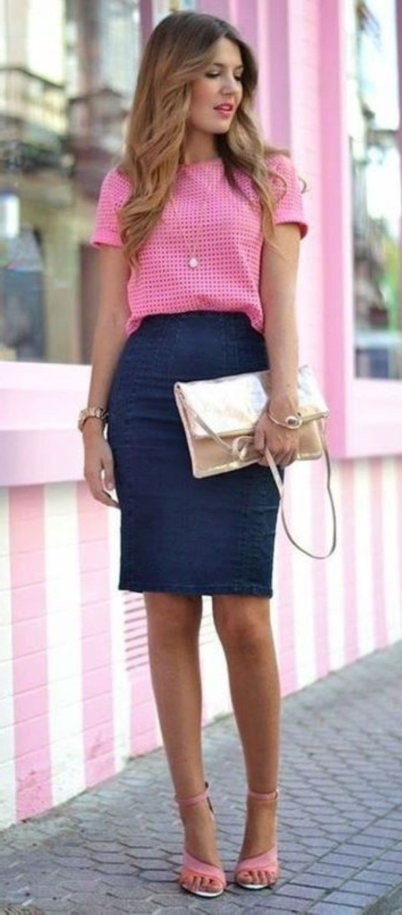 Street Style Guide to Summer Work Attire advise