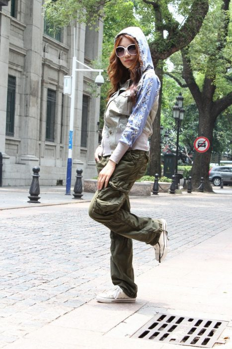 Combat Trousers For Women: Unexpected Fashion Comeback 2021