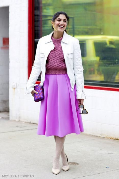 How To Wear Purple Color Clothing And Accessories 2020