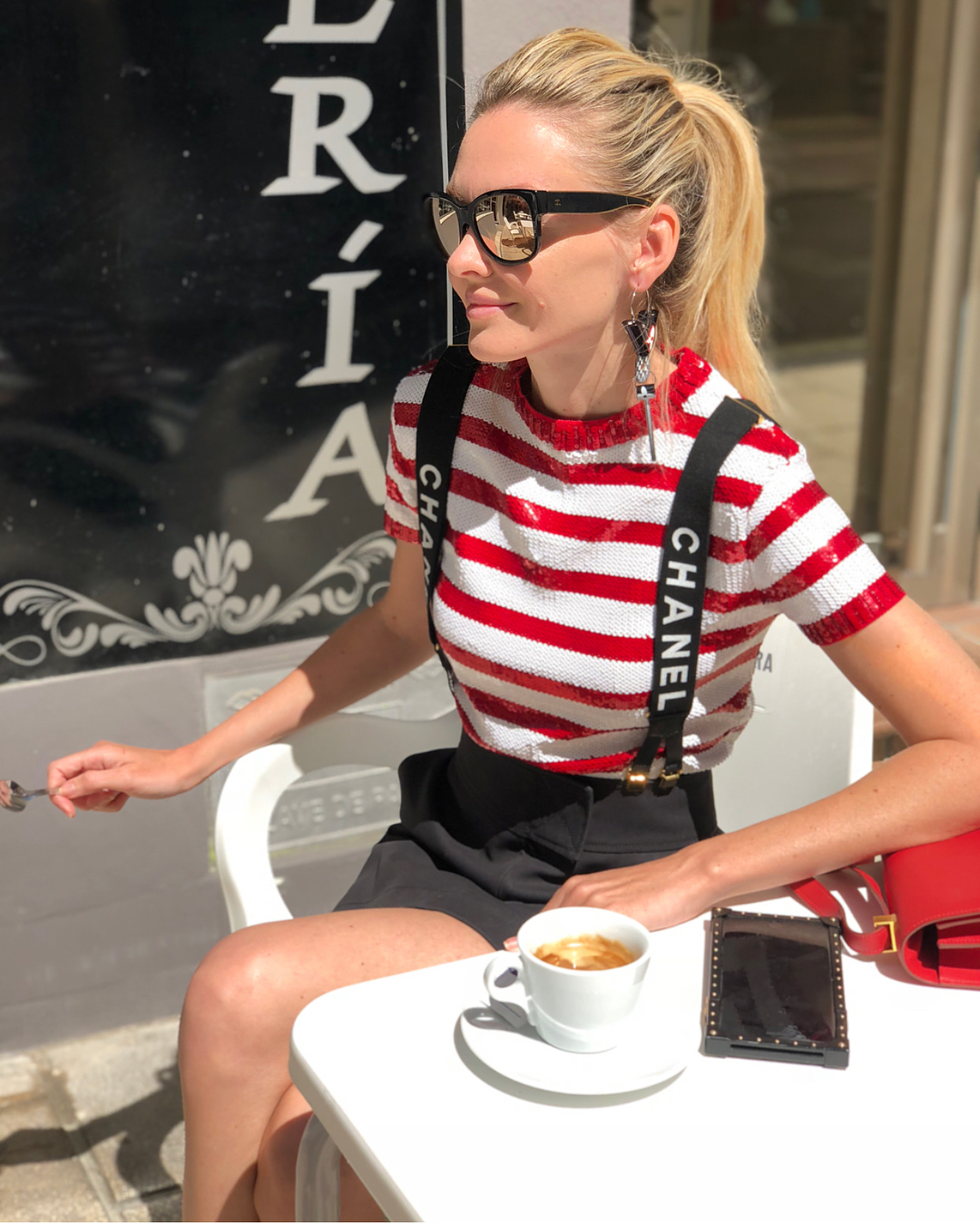 How To Wear Suspenders This Summer To Look Like Parisian Chic 2020